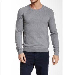 Vince Crewneck Cotton Pullover • Men's XL
